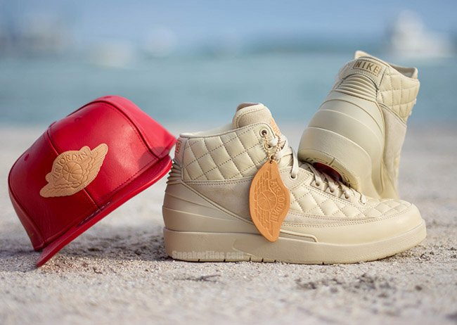 Just Don C Air Jordan 2 Beach
