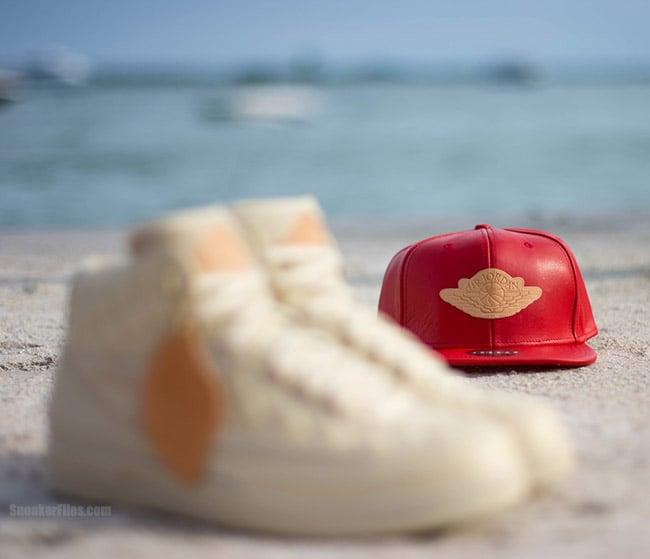 518fb42a6b6 Don C Air Jordan 2 Beach Gold Release Date | SneakerFiles