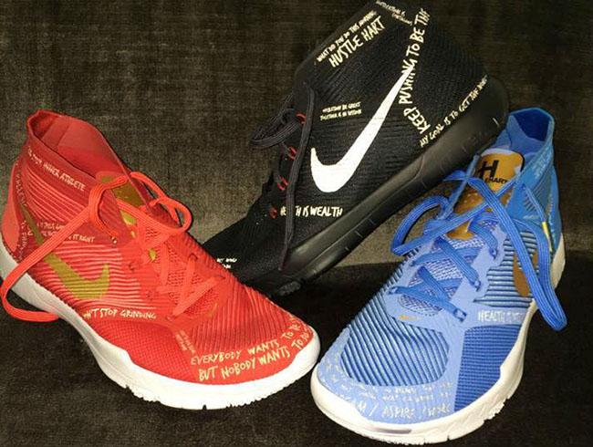 Kevin Hart Nike Hustle Hart Black