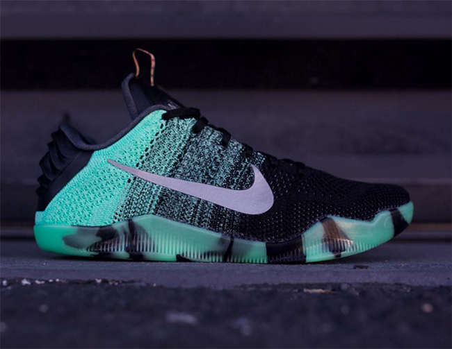 low priced 12288 1d388 Kobe 11 All Star Glow in the Dark