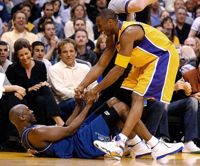Kobe Air Jordan 8 PE Lakers