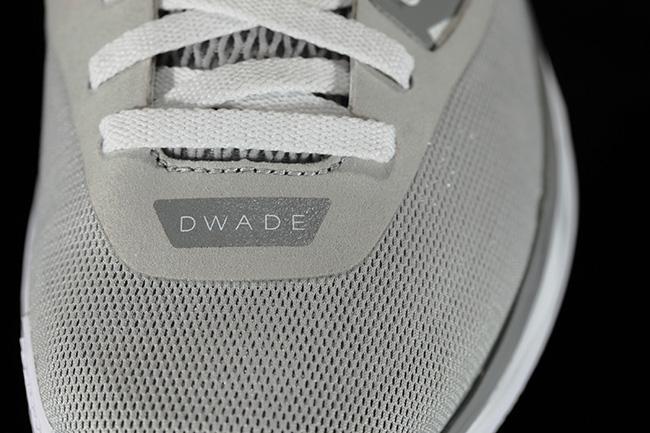 Li-Ning Way of Wade 4 Filthy Grey