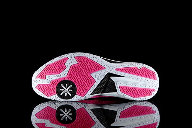 Li-Ning Way of Wade 4 Origami Pink