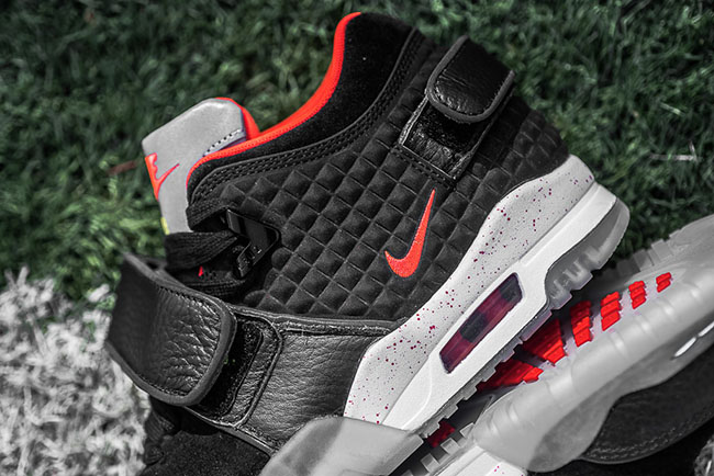 Memory of Mike Nike Air Cruz