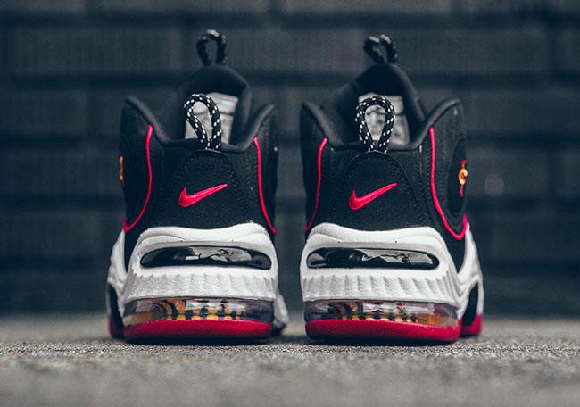 Miami Heat Nike Air Penny 2 2016