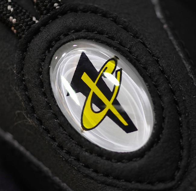 Miami Heat Nike Air Penny 2 Retro