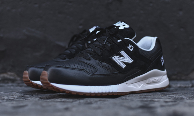 sale usa online new high quality various styles New Balance 530 Premium Black | SneakerFiles