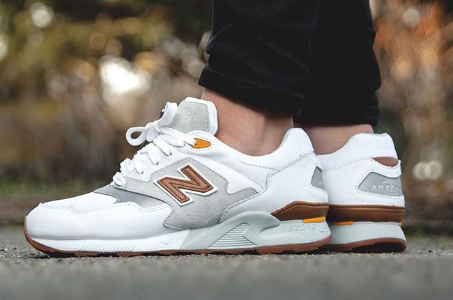 New Balance ML878ATA White Grey Brown