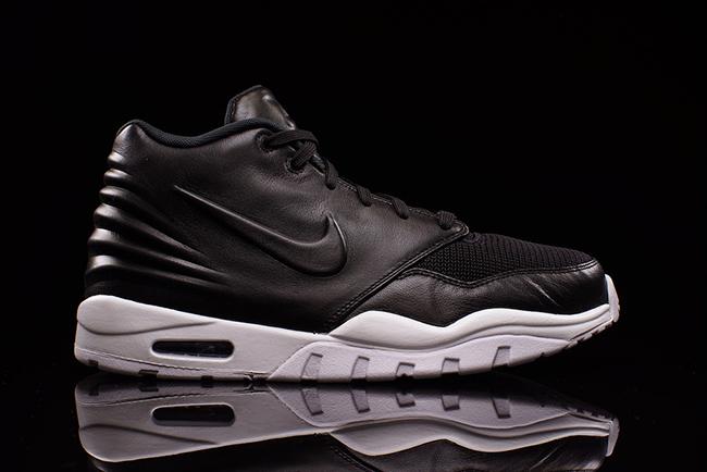 Nike Air Entertainer Black White