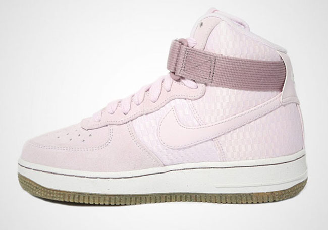 Nike Air Force 1 High Bleached Lilac