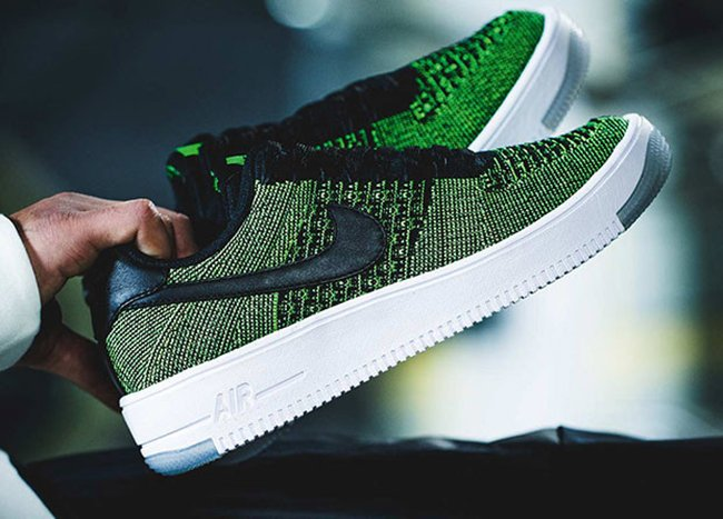 a89b56392774 Three Upcoming Nike Air Force 1 Low Flyknit Colorways 80%OFF ...