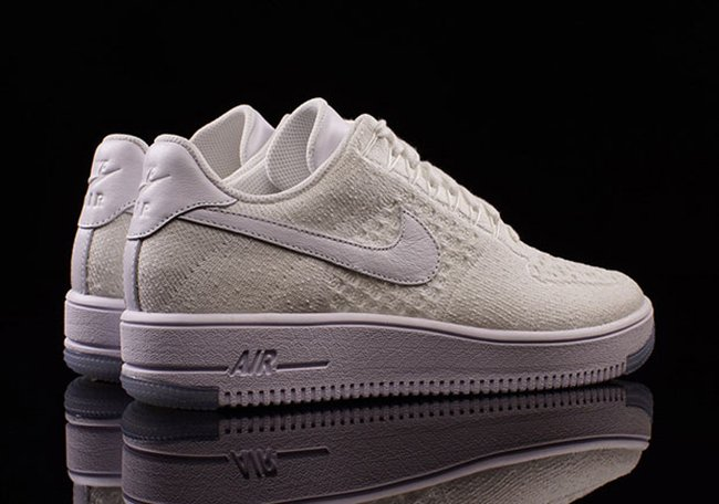 Nike Air Force 1 Low Flyknit White