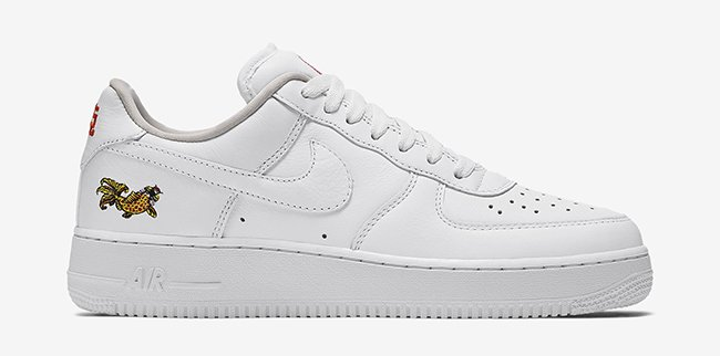 detailed look 3d4e3 58453 The Nike Air Force 1 Low Chinese New Year Just Released durable modeling
