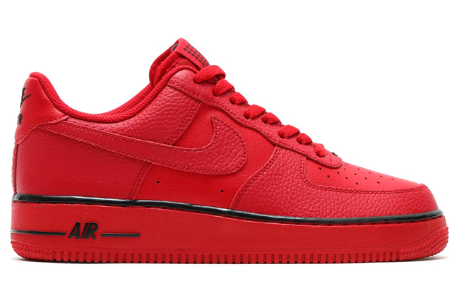 Nike Air Force 1 Low Stars Red  b70c2dbe3