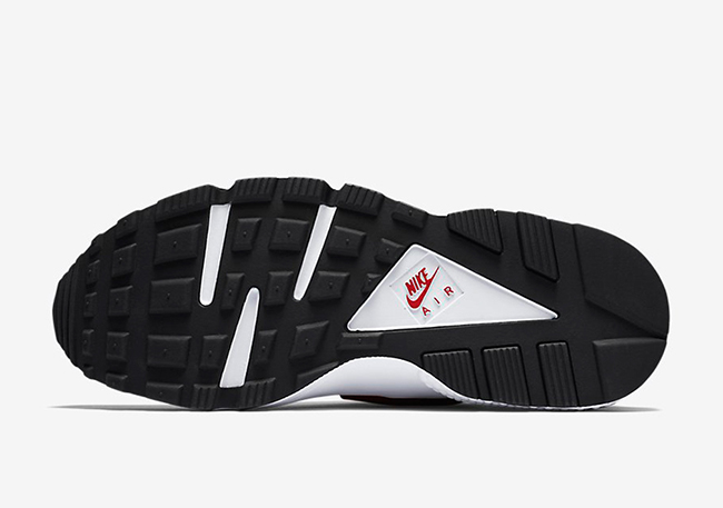 Nike Huarache Rojo Y Negro Barato cqHSb