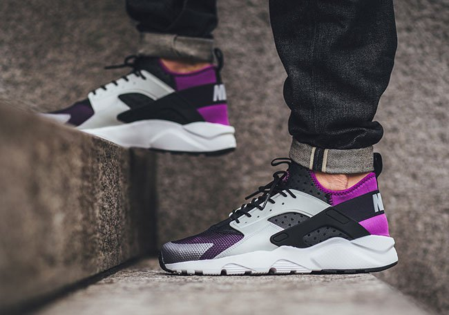 Nike Air Huarache Ultra Purple Dynasty