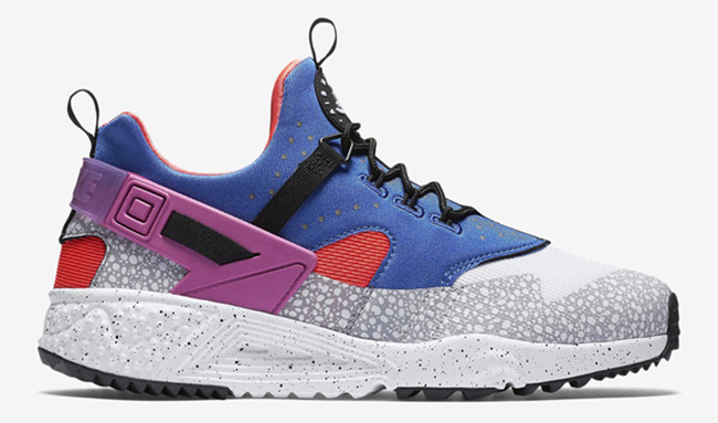 Nike Air Huarache Utility Royal Crimson