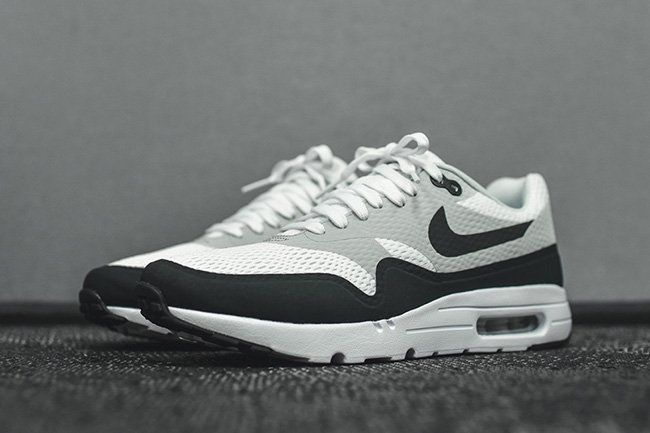 Nike Air Max 1 Détaillants De Charbon Anthracite Blanc Ultra Essentiels