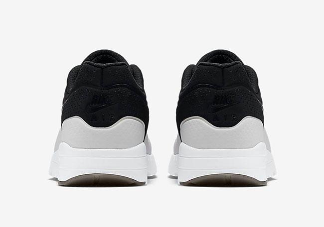 Nike Air Max 1 Ultra Moire Black White Smoke