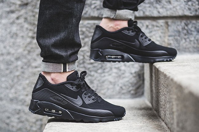 Nike Air Max 90 Ultra Moire Blackout