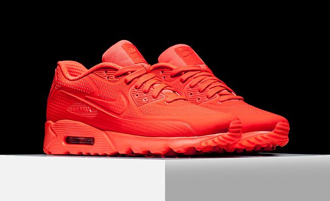 wholesale dealer f81bc f3bc8 Nike Air Max 90 Ultra Moire Bright Crimson 85%OFF