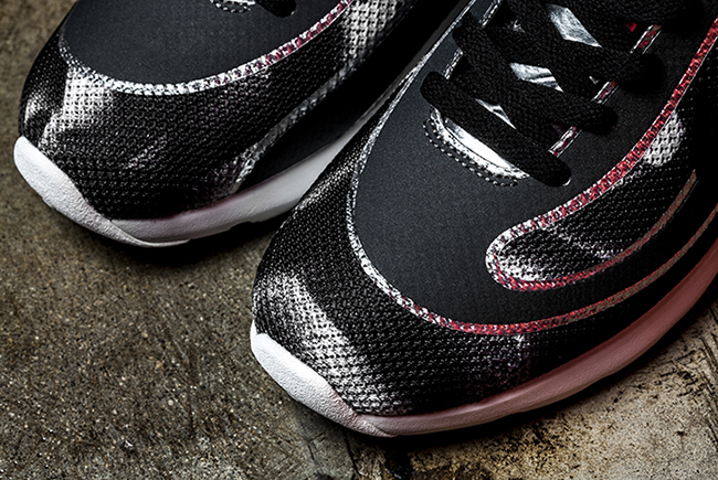Nike Air Max Mercurial R9 Metallic Silver