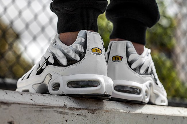 Nike Air Max Plus Tuned 1 White Tiger