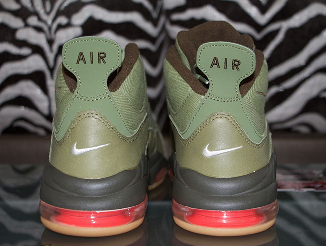 Nike Air Max Sensation Olive Green