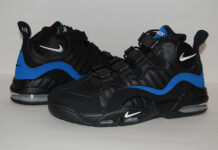 Nike Air Max Sensation Retro Black Royal