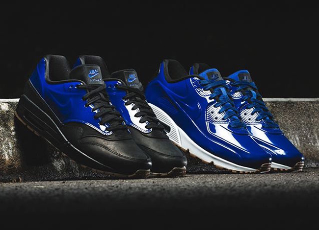 Nike Air Max VT Royal Blue Pack