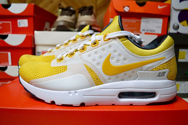 2016 Air Max Yellow