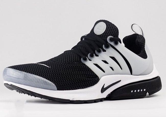 Nike Presto Black White
