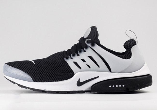 Nike Air Presto Black White
