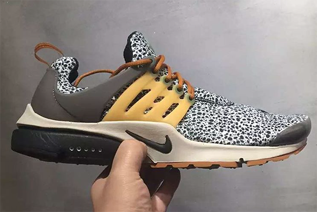 Nike Air Presto Safari Floral