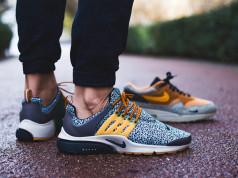 Nike Air Presto Safari On Feet