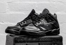 Nike Air Tech Challenge 3 Triple Black