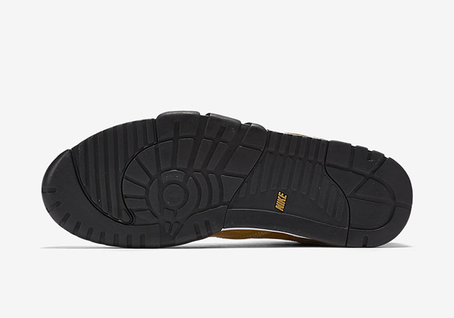 Nike Air Trainer 1 Gold Superbowl 50