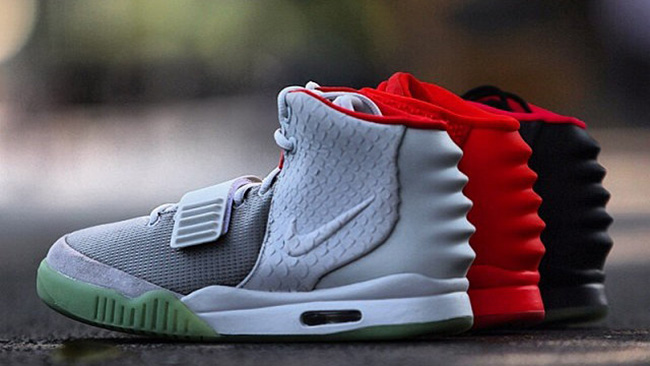 Nike Air Yeezy 2 Group