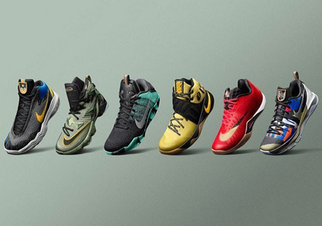 Nike Basketball All Star 2016 Collection