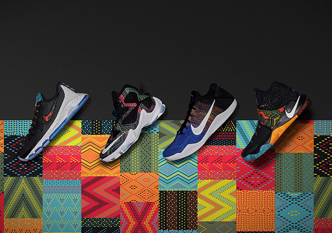 Nike Black History Month 2016 Collection