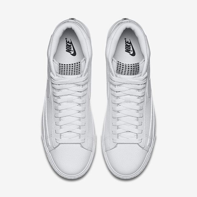 Nike Blazer VNTG PRM Stars White
