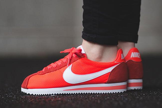 Nike Classic Cortez Bright Crimson