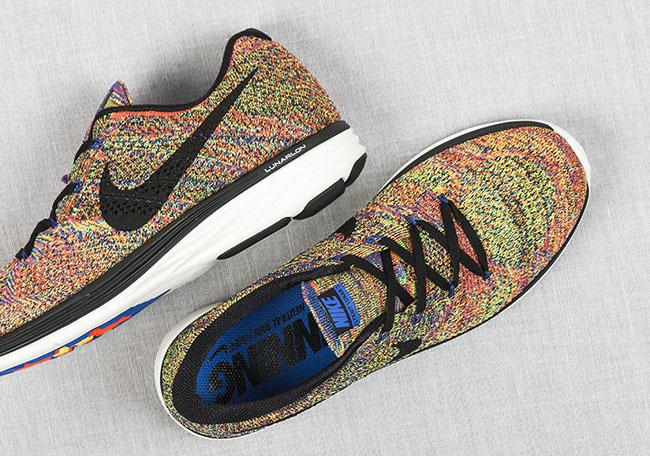 Nike Flyiknit Lunar 3 Multicolor