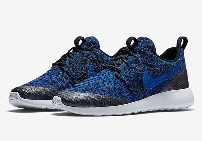 Nike Flyknit Roshe One Royal