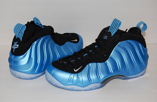 Nike Foamposite One University Blue Release