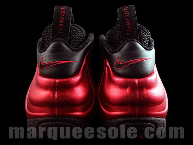 Nike Foamposite Pro University Red