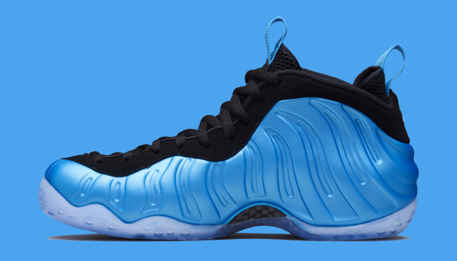 Nike Foamposite University Blue