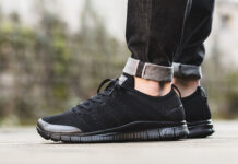Nike Free Flyknit NSW Blackout