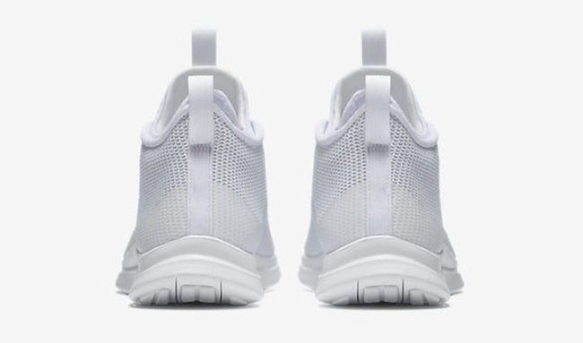 Nike Free Hypervenom 2 FS Triple White