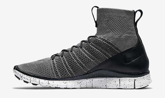 Nike Free Mercurial Superfly Dark Grey